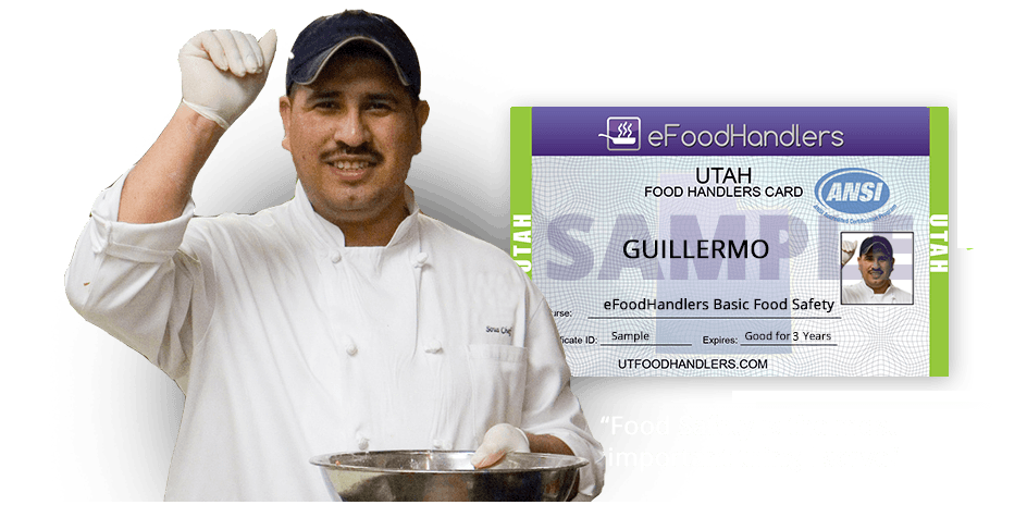 Utah Health Department Food Handlers Permit