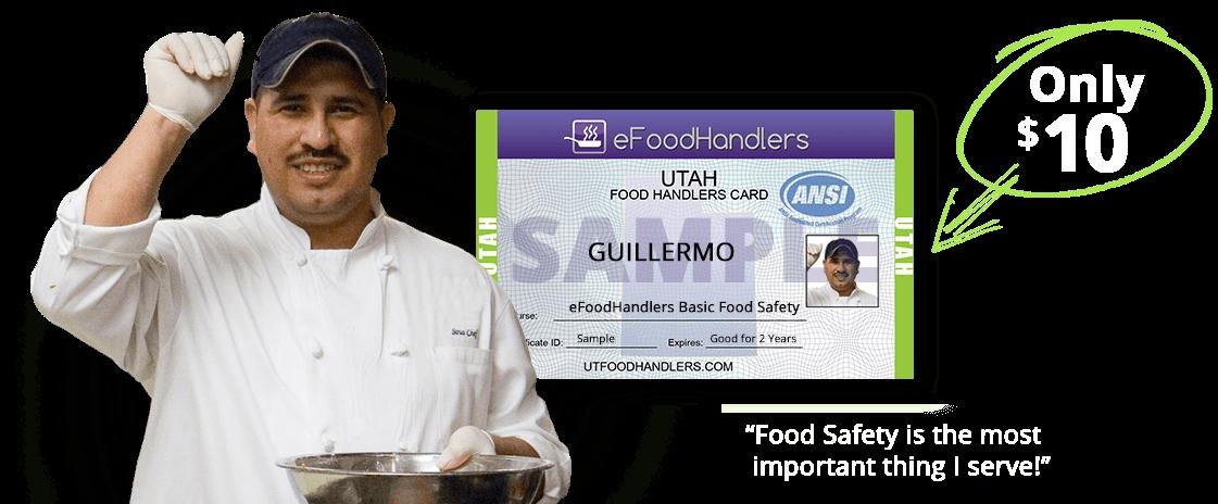 Where To Get Food Handlers Permit In Utah